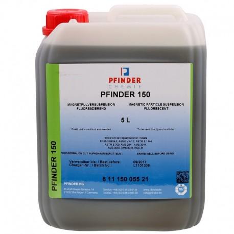 PFINDER 150 fluorescenční suspenze 5L