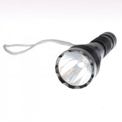 8W UV LED lampa bateriová