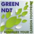 Green NDT logo