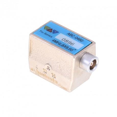 Sonda Tru-sonic 4Mhz, 60º, 8x9mm