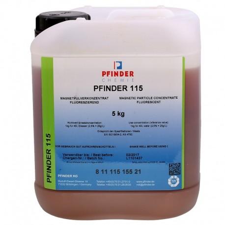 PFINDER 115 vodou ředitelný fluorescenční koncentrát 5L