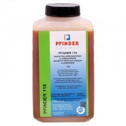 PFINDER 115 vodou ředitelný fluorescenční koncentrát 1kg